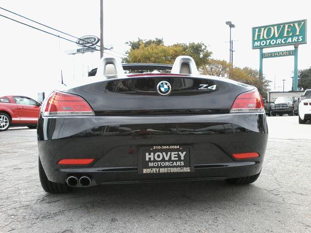 2011 BMW Z4 sDrive30i San Antonio, Texas 8