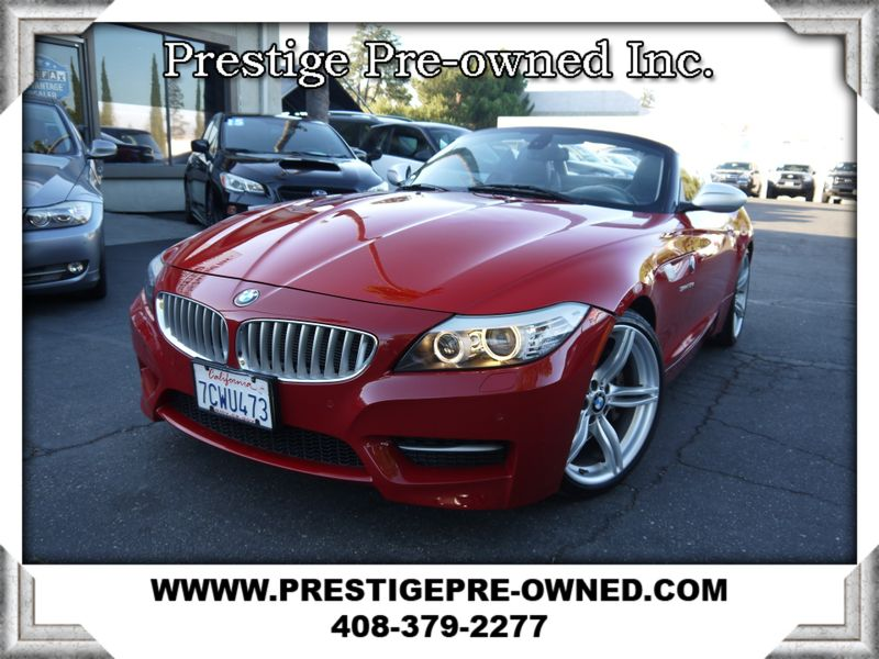 2011 BMW Z4 sDrive35is ((**NAVIGATION**))  in Campbell CA
