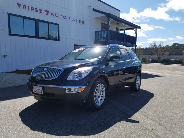 2011 Buick Enclave CX  VIN 5GAKRAED3BJ416882 129k miles  AMFM CD Player Anti-Theft AC Cru