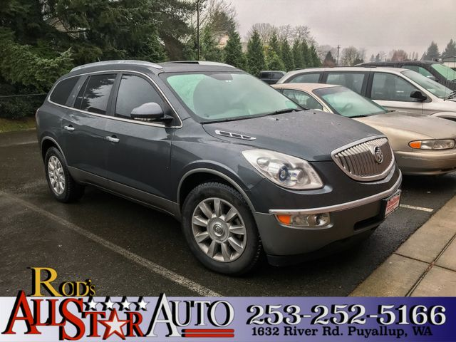 2011 Buick Enclave CXL-2 AWD The CARFAX Buy Back Guarantee that comes with this vehicle means that