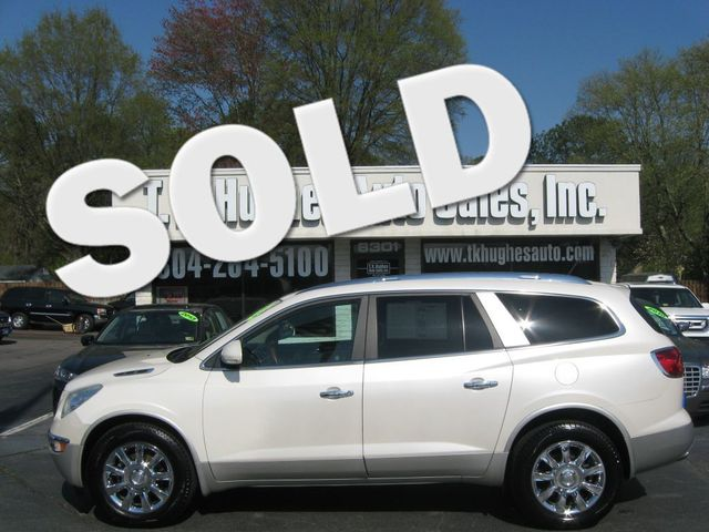 2011 Buick Enclave CXL-2 Richmond, Virginia 0