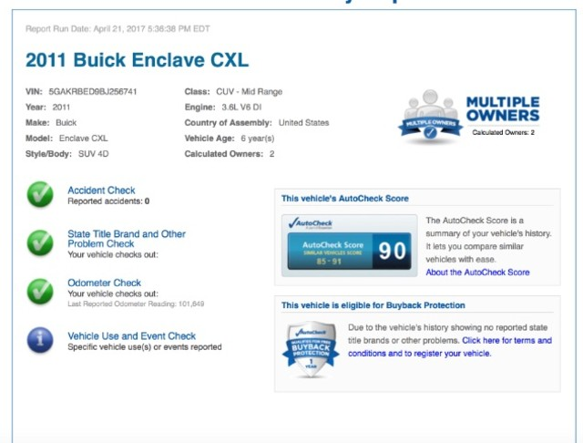 2011 Buick Enclave CXL-1 San Antonio , Texas 9