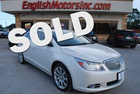 2011 Buick LaCrosse CXS in Brownsville, TX