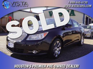2011 Buick LaCrosse CXS  city Texas  Vista Cars and Trucks  in Houston, Texas