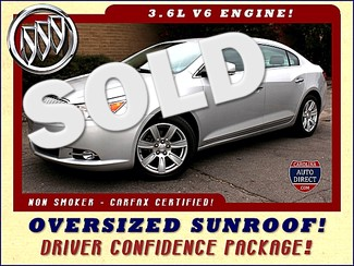 2011 Buick LaCrosse CXL FWD - OVERSIZED SUNROOF! Mooresville , NC