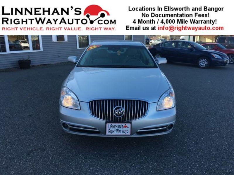 2011 Buick Lucerne CXL Premium  in Bangor, ME