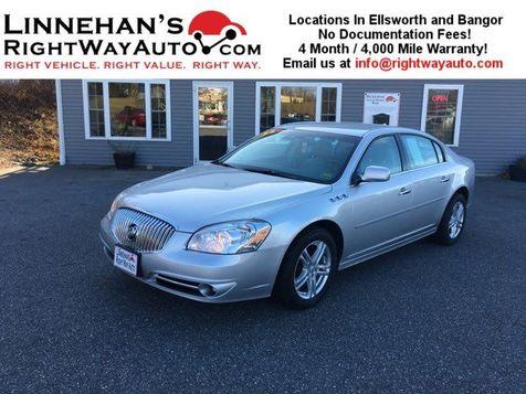 2011 Buick Lucerne CXL Premium in Bangor