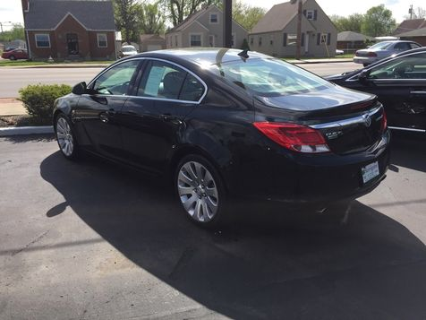 2011 Buick Regal CXL Turbo TO7 | Dayton, OH | Harrigans Auto Sales in Dayton, OH