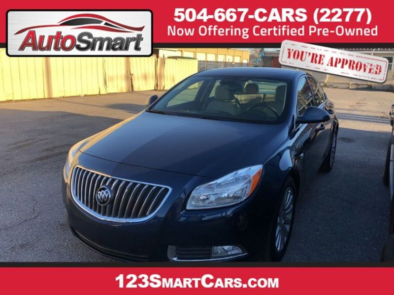 2011 Buick Regal CXL RL1  city LA  AutoSmart  in Harvey, LA