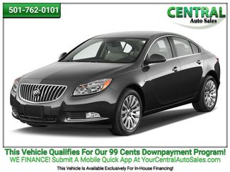 2011 Buick Regal in Hot Springs AR