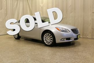 2011 Buick Regal CXL RL1 Roscoe, Illinois