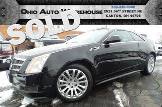2011 Cadillac CTS-4 Coupe AWD V6 Clean Carfax We Finance | Canton, Ohio | Ohio Auto Warehouse LLC in  Ohio
