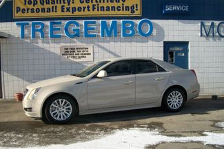 2011 Cadillac CTS AWD  Luxury Bentleyville, Pennsylvania 38