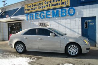 2011 Cadillac CTS AWD  Luxury Bentleyville, Pennsylvania 58