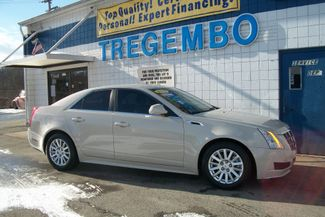 2011 Cadillac CTS AWD  Luxury Bentleyville, Pennsylvania 51