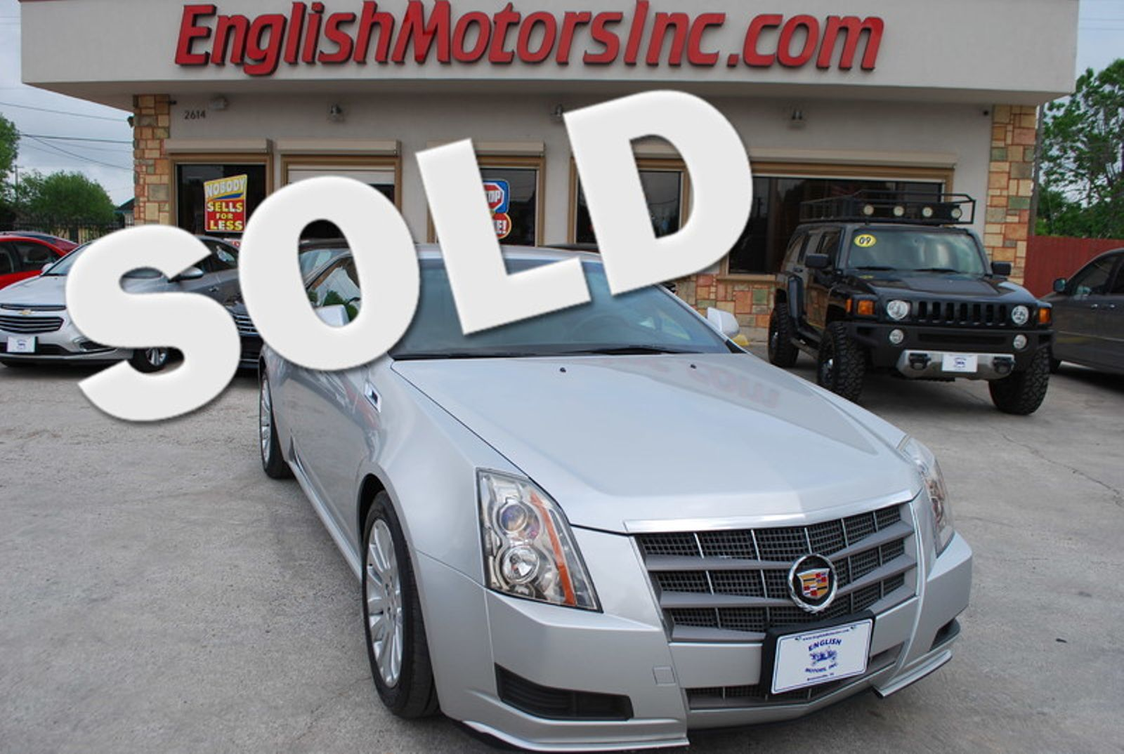 2011 cadillac cts window sticker kamos sticker for English motors in brownsville