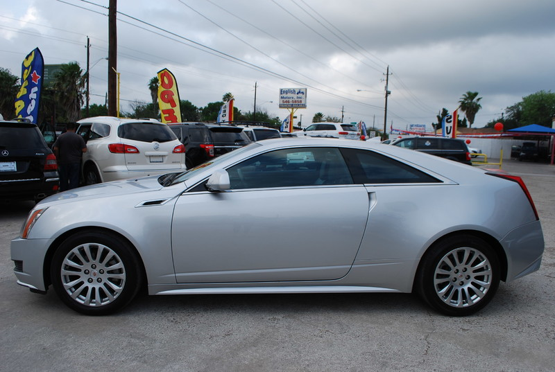 2011 Cadillac CTS Coupe   Brownsville TX  English Motors  in Brownsville, TX