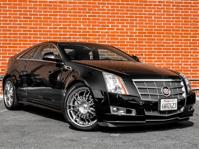 2011 Cadillac CTS Coupe Premium Burbank, CA 2