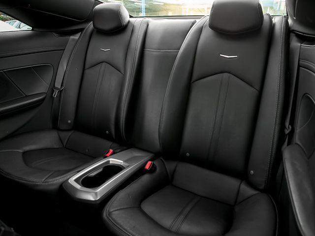 2011 Cadillac CTS Coupe Premium Burbank, CA 11