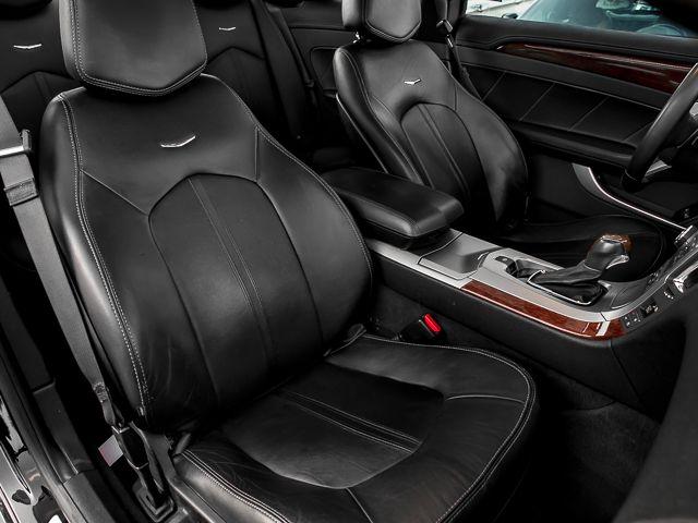 2011 Cadillac CTS Coupe Premium Burbank, CA 13