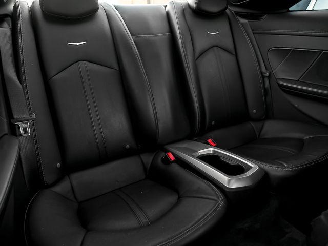 2011 Cadillac CTS Coupe Premium Burbank, CA 14