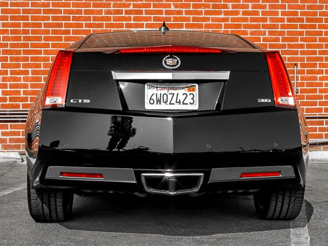 2011 Cadillac CTS Coupe Premium Burbank, CA 3