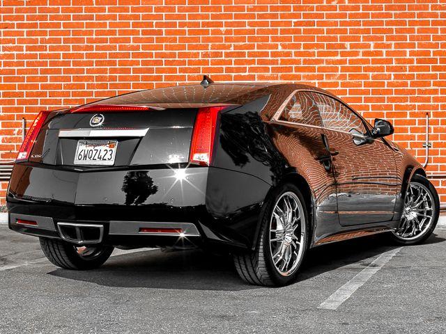 2011 Cadillac CTS Coupe Premium Burbank, CA 4