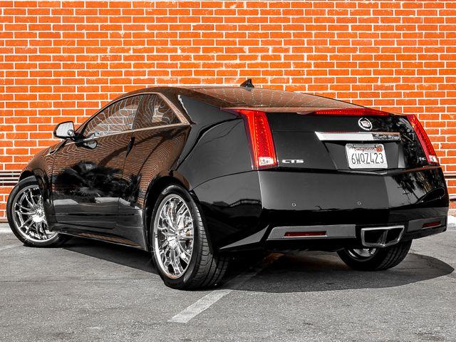 2011 Cadillac CTS Coupe Premium Burbank, CA 5
