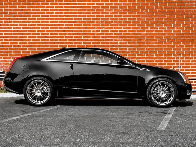 2011 Cadillac CTS Coupe Premium Burbank, CA 6
