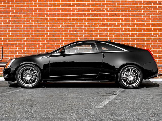2011 Cadillac CTS Coupe Premium Burbank, CA 7