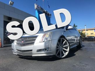 2011 Cadillac CTS Coupe Performance Hialeah, Florida