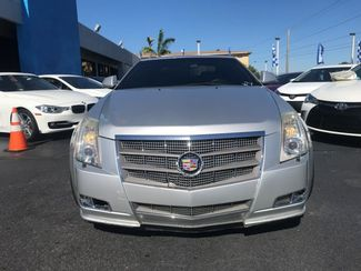 2011 Cadillac CTS Coupe Performance Hialeah, Florida 1