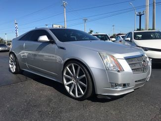 2011 Cadillac CTS Coupe Performance Hialeah, Florida 2