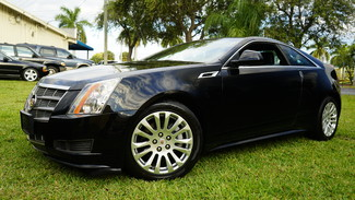 2011 Cadillac CTS Coupe  in Lighthouse Point FL