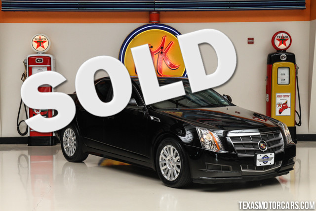 2011 Cadillac CTS Sedan Financing is available with rates as low as 29 wac Get pre-approved in