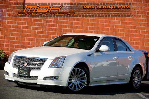 2011 Cadillac CTS Sedan Performance - Navigation - Heated seats in Los Angeles