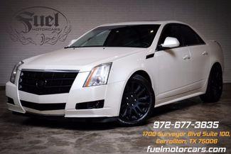 2011 Cadillac CTS Sedan Performance in Dallas TX