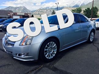 2011 Cadillac CTS Sedan Luxury LINDON, UT 0