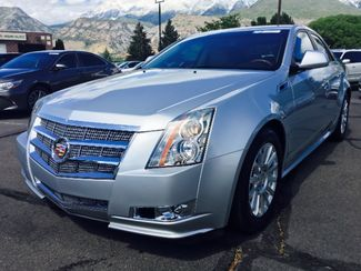 2011 Cadillac CTS Sedan Luxury LINDON, UT 1