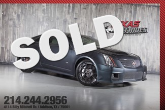 2011 Cadillac CTS-V Coupe Fully Optioned With Upgrades in Addison