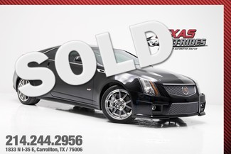 2011 Cadillac CTS-V Coupe With Recaro Seats in Carrollton