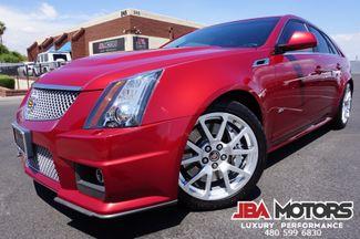 2011 Cadillac CTS-V CTSV Wagon CTS V | MESA, AZ | JBA MOTORS in Mesa AZ