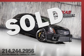 2011 Cadillac CTS-V Wagon Black Diamond Edition in Addison