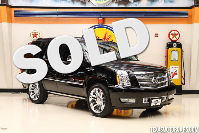 2011 Cadillac Escalade Platinum Edition Financing is available with rates as low as 29 wac Ge