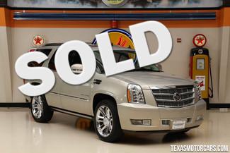 2011 Cadillac Escalade Platinum Edition in Addison Texas