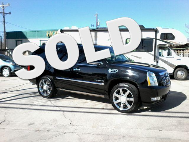 2011 Cadillac Escalade AWD Premium San Antonio, Texas 0