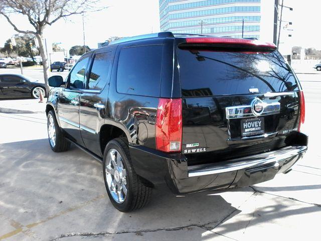 2011 Cadillac Escalade AWD Premium San Antonio, Texas 5