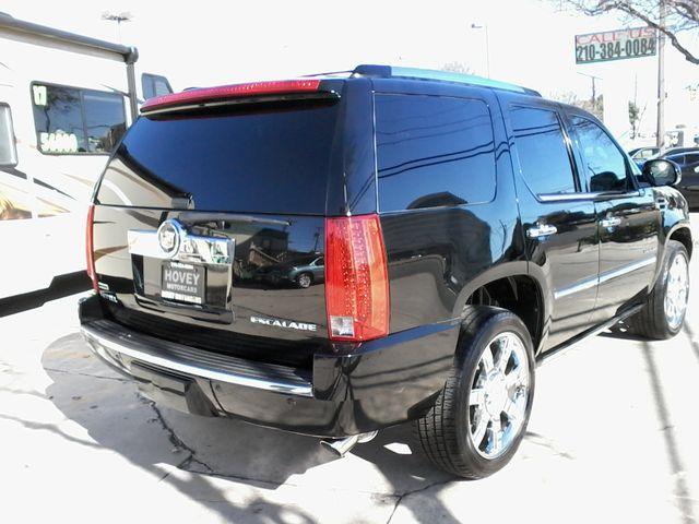 2011 Cadillac Escalade AWD Premium San Antonio, Texas 7
