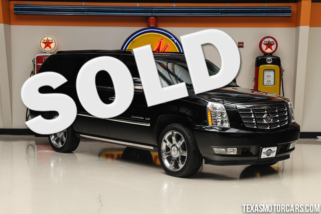 2011 Cadillac Escalade ESV Premium Financing is available with rates as low as 29 wac Get pre