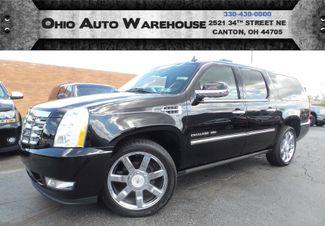 2011 Cadillac Escalade ESV AWD Navi Tv/DVD Sunroof Cln Carfax We Finance | Canton, Ohio | Ohio Auto Warehouse LLC in  Ohio